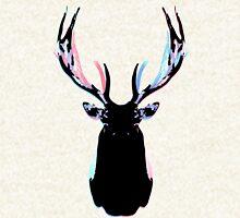 Elk Silhouette Pullover