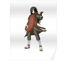 Madara Uchiha - Naruto Shippuden Poster