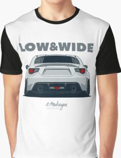 Low & Wibe GT86 Graphic T-Shirt