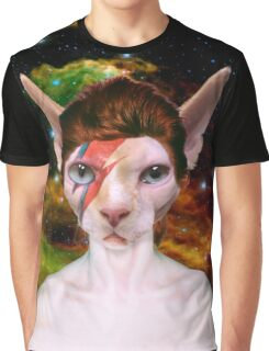 Aladdin Sphynx Graphic T-Shirt