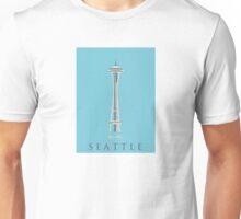 Seattle. Unisex T-Shirt