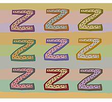 zzzzzz Photographic Print