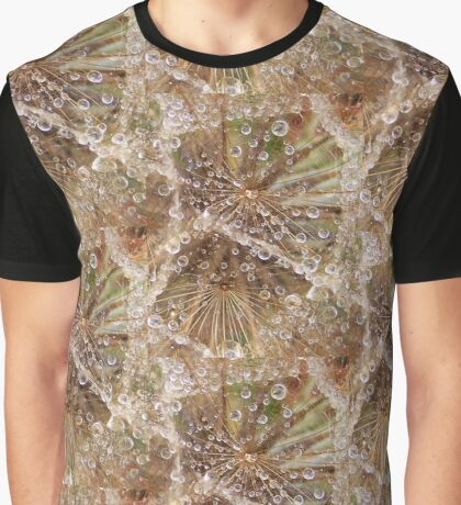 Jewels in the crown- Tragopogon porrifolius- Salsify Graphic T-Shirt
