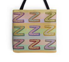 zzzzzz Tote Bag