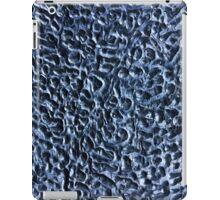 Blue Swirls iPad Case/Skin