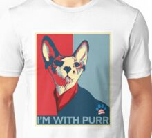 I'm With Purr Unisex T-Shirt