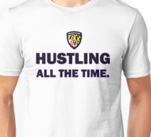 Ravens - Hustling All The Time Unisex T-Shirt