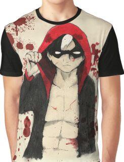 Jason Todd - Red Hood Graphic T-Shirt