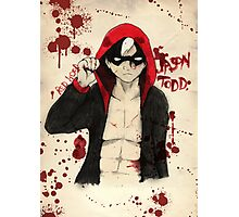 Jason Todd - Red Hood Photographic Print