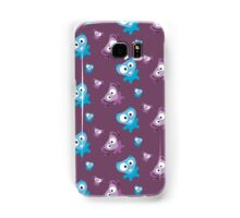 Two cute Monsters Samsung Galaxy Case/Skin