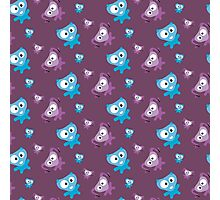 Two cute Monsters Photographic Print