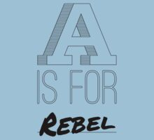 A is for Rebel Kids Clothes