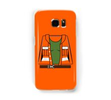 Gale the Construction Girl Samsung Galaxy Case/Skin