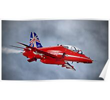 Red Arrow So Low ! - Farnborough 2014 Poster