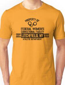 Orange is the New Black - Litchfield, NY Unisex T-Shirt