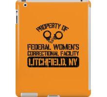 Orange is the New Black - Litchfield, NY iPad Case/Skin