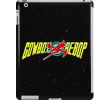 Cowboy Bebop Yellow Logo iPad Case/Skin