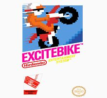 NES Excitebike Transparent  Unisex T-Shirt