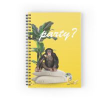 Party? Spiral Notebook