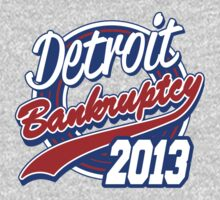 Detroit Bankruptcy 2013  by mpaev
