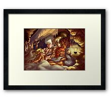 True Peace (poster and prints) Framed Print