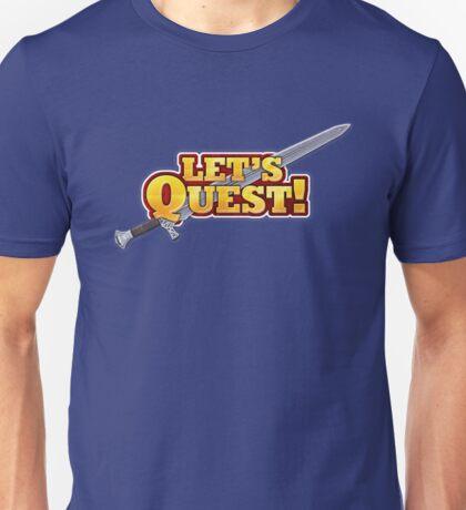 Let's Quest! Unisex T-Shirt
