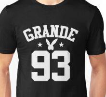 Ariana // 93 basketball design Unisex T-Shirt
