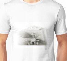 waiting in the desert Unisex T-Shirt