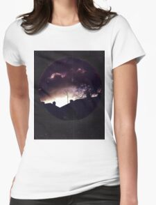 IN MEMORY Womens Fitted T-Shirt