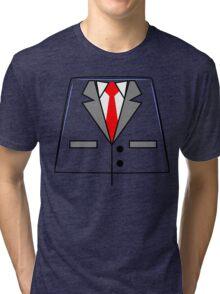 I am President Business Tri-blend T-Shirt