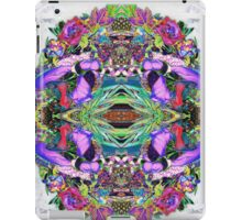 Psycho Exotic, Thai Flowers iPad Case/Skin