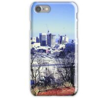 View From Kings Park  iPhone Case/Skin