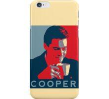Hope and coffee iPhone Case/Skin