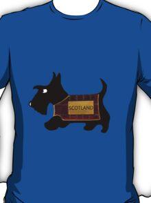 Commonwealth Games Opening Ceremony Scottie Dog 'Scotland' T-Shirt