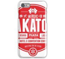 Nakatomi Plaza iPhone Case/Skin