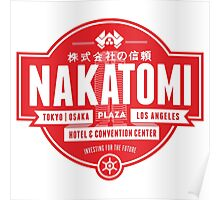Nakatomi Plaza Poster