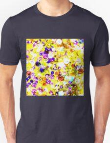 Summer Meadow Sequins Unisex T-Shirt