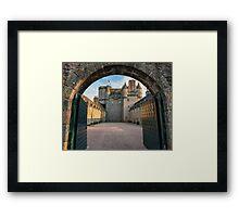Castle Fraser - Aberdeenshire Framed Print
