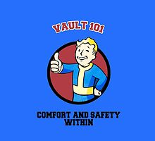 Vault 101 Advertisement by Krull