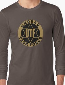 UTF – Undead Task Force, Caity Lotz Long Sleeve T-Shirt