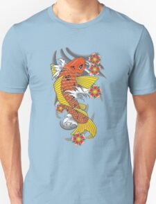 koi_fish Unisex T-Shirt