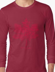 the tragically hip red Long Sleeve T-Shirt