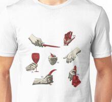 Hannibal Inspired Pattern Unisex T-Shirt