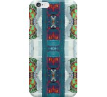 Psycho Exotic, Burmese Tribe iPhone Case/Skin