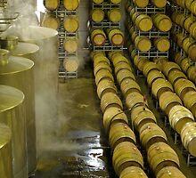 Barrel Work by metriognome