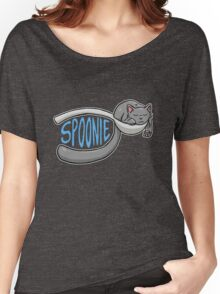 Spoonie Cat Women's Relaxed Fit T-Shirt