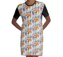 Undertale Graphic T-Shirt Dress