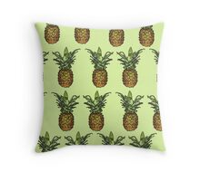 Pine for my apples  Throw Pillow