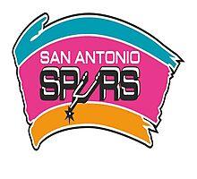 Spur Logo Photographic Print
