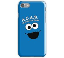 All Cookies Are Biscuits iPhone Case/Skin